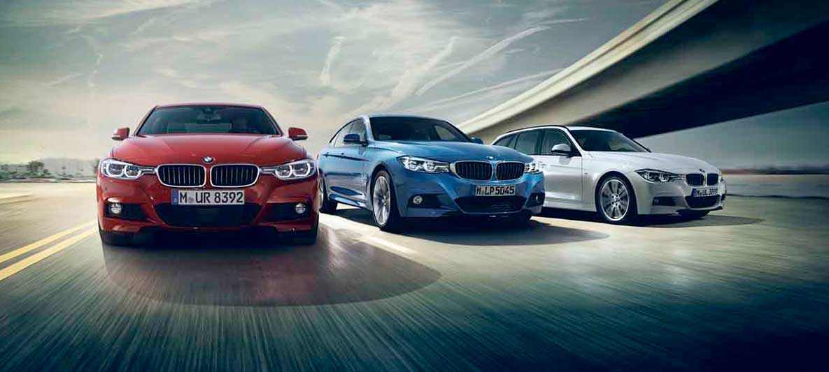 Berlinas BMW Premium Selection