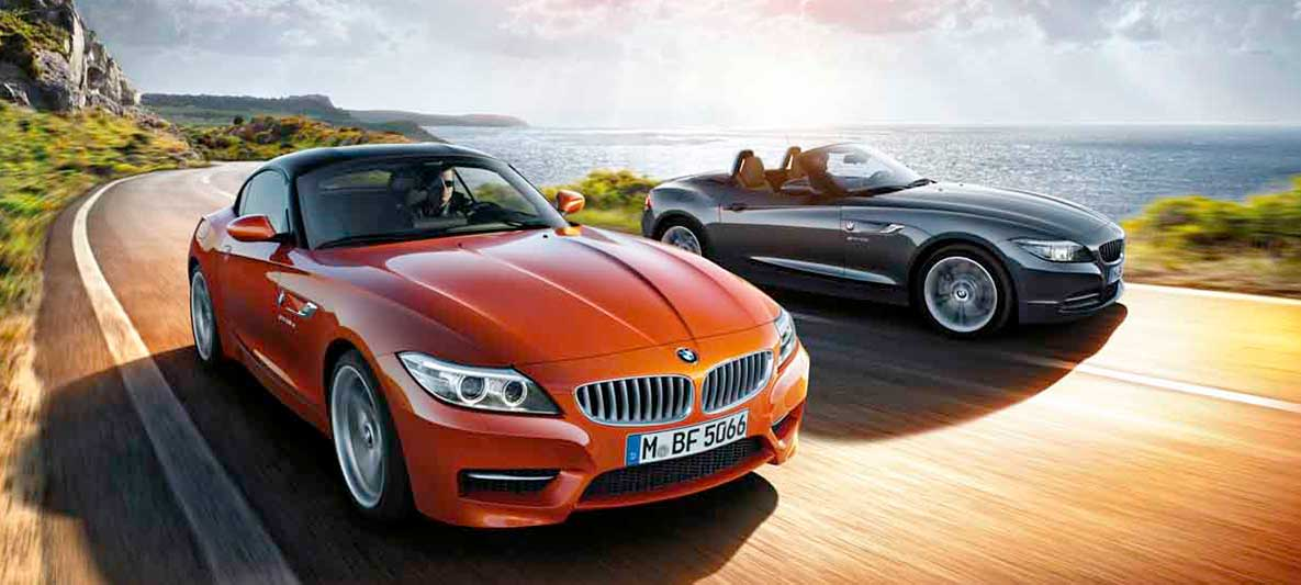 Descapotables BMW Premium Selection