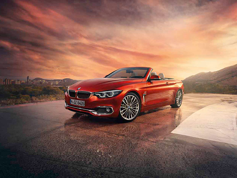 Serie 4 Cabrio BMW Premium Selection
