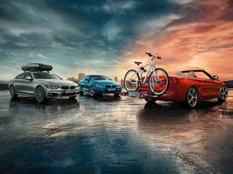 Serie 4 Coupé BMW Premium Selection