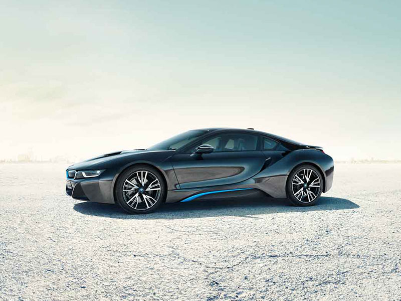 i8 BMW Premium Selection