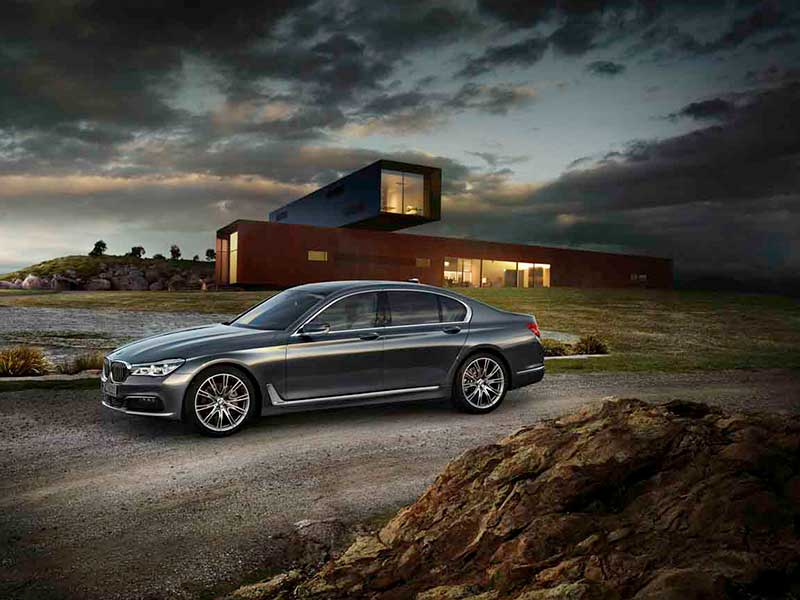Serie 7 BMW Premium Selection