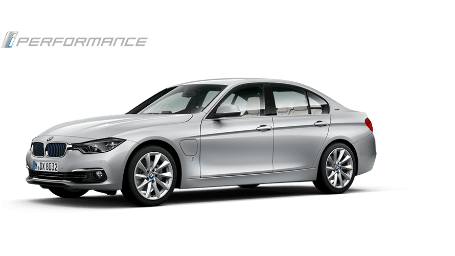 BMW Serie 3 Hibrido Enchufable