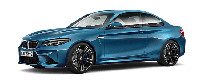 bmw serie m2 coupe