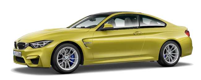 bmw serie m4 coupe