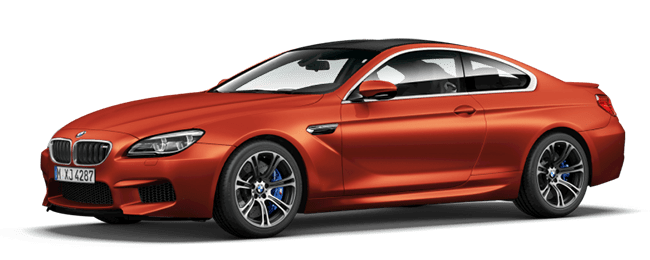 bmw serie M6 COUPE