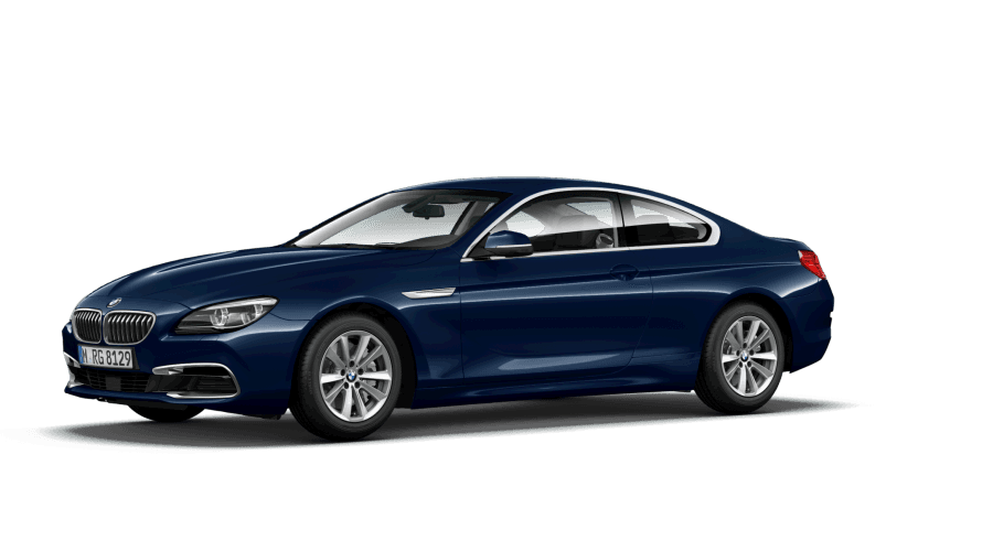bmw serie 6 coupe